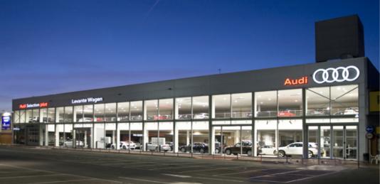 Volkswagen Group Retail Espa 241 A Gestor De Concesionarios