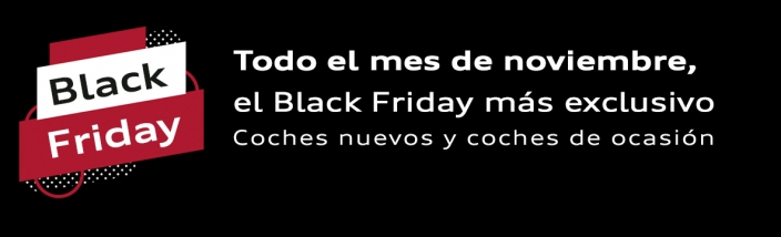 Black Friday Volkswagen, Audi y SEAT